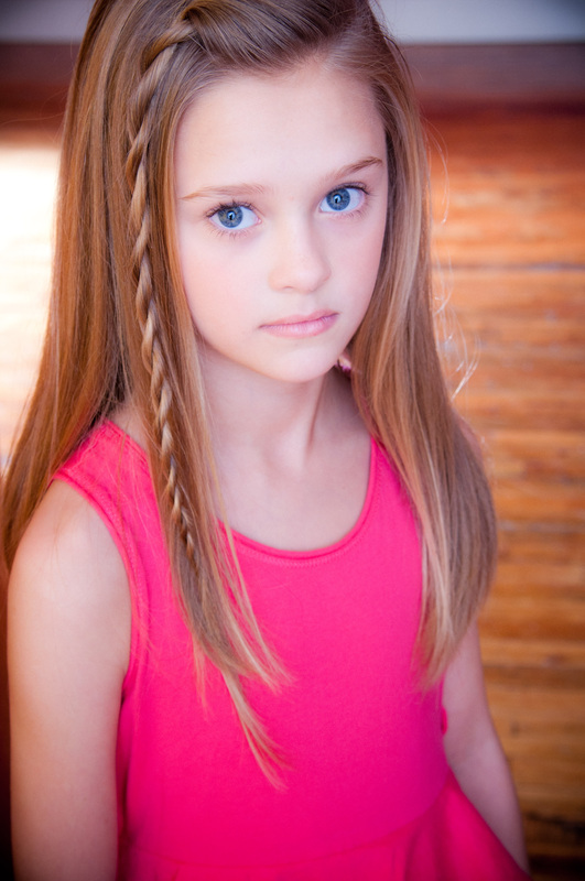 Head Shots - Lizzy Greene